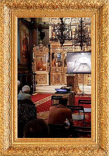 Vizionare film documentar preot Gheorghe Calciu
